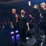 """Фото з концерту  – 01.11.2019. """"Metallica Tribut  """"Scream Inc"""" з симфонічним оркестром."""